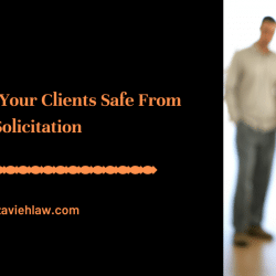 How to keep your clients safe from solicitation